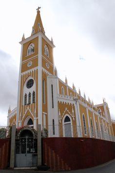 Igreja de Nossa Senhora da Penha, Serra Talhada, Pernambuco, Brasil