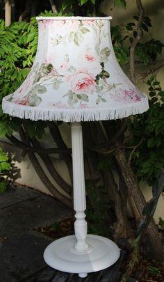 Table or floor Lamp ' Rose '