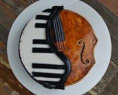 Cello Cake