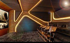 Finde minimalistischer Multimedia-Raum Designs: 8SEC. - SHOWROOM HOME CINEMA. Entdecke die schönsten Bilder zur Inspiration für die Gestaltung deines Traumhauses.