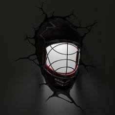 Hockey Mask - 3D Night Light