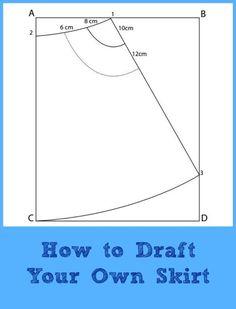 Pattern Drafting: ... by Daniela Gutierrez-Diaz | Sewing Pattern