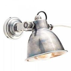 Wandlampe Vintage, Wandleuchte Retro