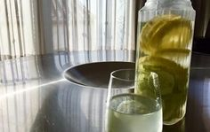 Agua de pepino, jengibre y limón: Remedio casero para retención de líquidos e hinchazón