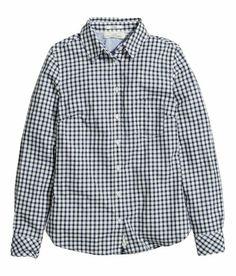 H&M gingham shirt