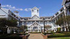 Disney Beach Club at Walt Disney World.  Lucy won on Radio Disney and the family went to WDW in 2005.