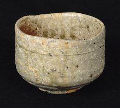 Tadashi Nishihata   Tea Bowl No. 28  w/ Hai-yu & iron glazes