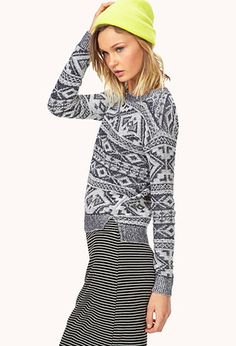 Southwest Bound Sweater | FOREVER21 - 2000065027