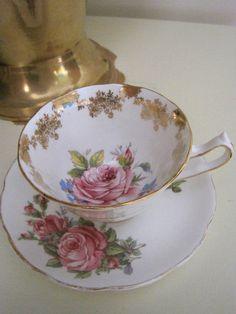 Royal English teacup