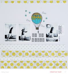 Up Up & Away *Main Kit Only* by KellyNoel at @studio_calico