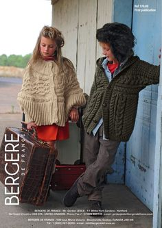 Hooded Jacket in Bergere de France Sport. Discover more Patterns by Bergere de France at LoveKnitting. The world's largest range of knitting supplies - we stock patterns, yarn, needles and books from all of your favorite brands.