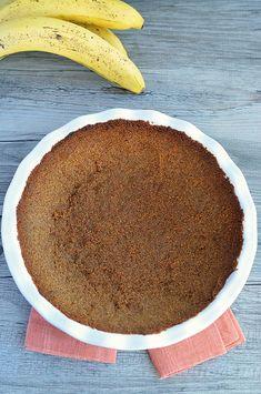 Paleo and Vegan Graham Cracker Pie Crust