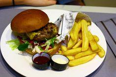 Horse meat burger @ Eat's, Verona