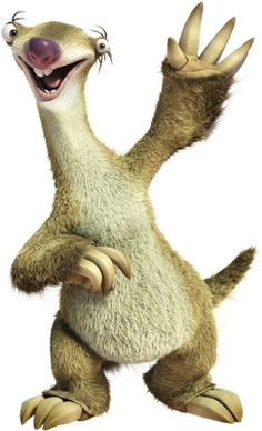 Pics For > Ice Age Movie Characters