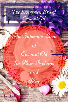 When used for hair care Coconut oil prevents loss of proteins from hair. When used for skin the lauric,myristic and palmitic acid present restores vitality. of Coconut Oil for Skin Oil for hair Coconut Oil Skin Benefits, Coconut Oil Facial, Coconut Oil Moisturizer, Coconut Oil Lotion, Coconut Oil Hair Growth, Coconut Oil Coffee, Eating Coconut Oil, Coconut Oil Pulling Teeth, Coconut Oil For Teeth