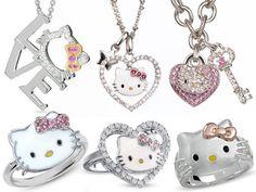 Hello Kitty Bling