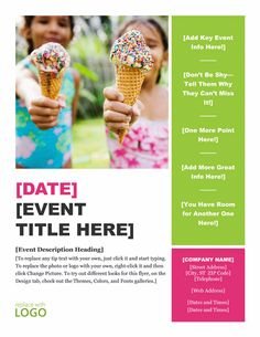 Seasonal Event Flyer Free Download Graphic Inspiration - Free downloadable flyer templates for word