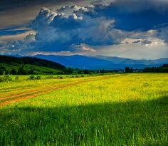 colorful Liptov by Juro Kovacik, via Flickr Beautiful People, Beautiful Places, Carpathian Mountains, Heart Of Europe, Big Country, European Countries, Bratislava, Heaven On Earth, Eastern Europe