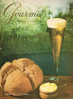 Gourmet March 1967//