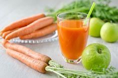 15Jugos que te ayudarán a eliminar la grasa abdominal Healthy Juice Recipes, Juicer Recipes, Healthy Juices, Healthy Drinks, Sumo Detox, Orange Carrot Juice, Sumo Natural, Juicing Benefits, Cough Remedies