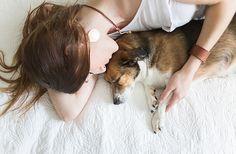 Casal cria série fotográfica adorável para mostrar que um cão também é um membro da família Jame-Clauss-13
