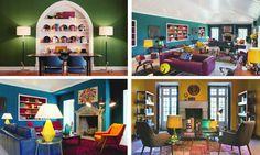 Area: tendências em decoração para a primavera 2015
