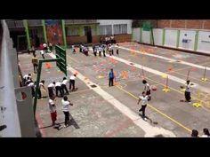 RALLY DE EDUCACIÓN FÍSICA - YouTube