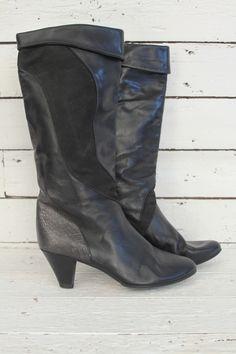 Vintage laarzen. Vintage boots www.sugarsugar.nl