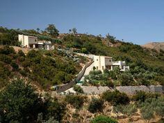 Villa Thimari Kreta Villa, Mansions, House Styles, Home Decor, Crete, Decoration Home, Manor Houses, Room Decor, Villas