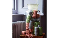 Cotton Stripy String | RE-foundobjects