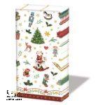 Babyshower, Advent Calendar, Coasters, Napkins, Ornaments, Holiday Decor, Red, Home Decor, Environment