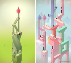 Monument Valley 'Forgotten Shores' for iOS and Android game review - GSMArena Blog