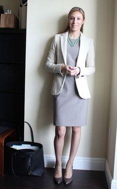 White ra interview dress