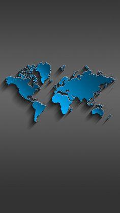 World map hd wallpaper - Smartphone Wallpaper HD Iphone 6 Plus Wallpaper, Wallpaper Earth, World Map Wallpaper, Phone Wallpaper Design, Best Iphone Wallpapers, Apple Wallpaper, Dark Wallpaper, Cellphone Wallpaper, Colorful Wallpaper