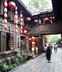 Jin Li Ancient Street // This is Chengdu, China