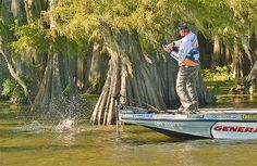 Texas bass angler Gary Klein has been chasing tournament fishing perfection…