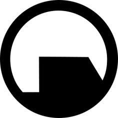 HALF LIFE black mesa logo