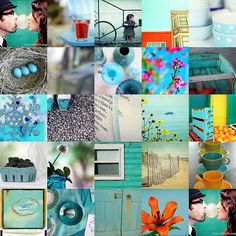 """Popping"" turquoise- Stirs the soul! Happy 4th Birthday, Picture Places, Color Psychology, Pacific Blue, Wall Art Pictures, Tiffany Blue, Color Schemes, Color Combos, Creative"