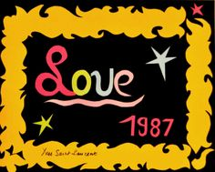 Love Manifesto by Yves Saint Laurent - 1987