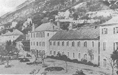 Old naval hospital, Gibraltar - source: