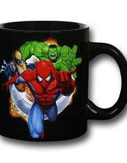 Marvel Hero Trio Mug