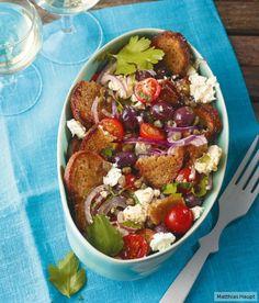 Griechischer Brotsalat
