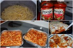 Easy Freezer Meals for Friends