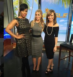 We had a great time chatting with #CarmenElectra about #ExIsle & so much more! Check out the full interview on newyorklivetv.com!
