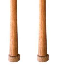http://www.missom.com/product/67 - DRUMSTICKS PEDRO CARNEIRO ATTACCA - € 29,75. The third drumstick of Pedro Carneiro - Attaca - is gently undulating, extra long, made of hickory, matt varnished with polyurethane, with a felt disc medium hard or hard on the front end. Heavy and thick, this drumstick allows the fundamental becomes richer, enabling a clear articulation at all dynamic levels. By its weight and design are the choice of many jobs for Pedro Carneiro box solo.