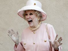 Phyllis Diller Dead At 95 Phyllis Diller, Fan, Business, Store, Hand Fan, Business Illustration, Fans