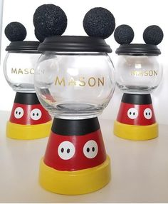 All Details You Need to Know About Home Decoration - Modern Mickey Mouse Treats, Mickey Mouse Birthday Decorations, Mickey Mouse Centerpiece, Mickey Mouse Clubhouse Birthday, Mickey Mouse Christmas, Mickey Birthday, Mickey Party, Elmo Party, Birthday Candy