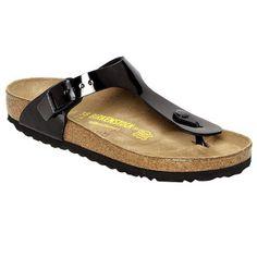 Flip-flops Birkenstock GIZEH Sort 350x350