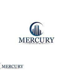 Mercury - Mercury Development, Logo Design