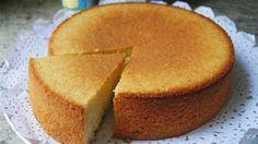 Receta de Bizcocho de yogur o torta de yogur | Eureka Recetas